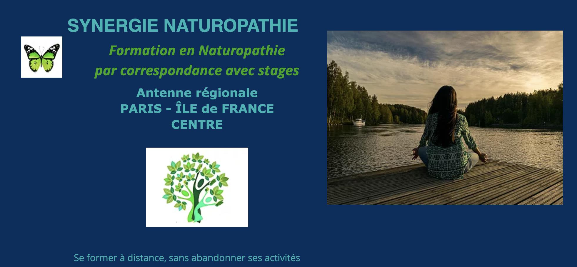 Formation Synergie Naturopathie / Paris IDF Centre